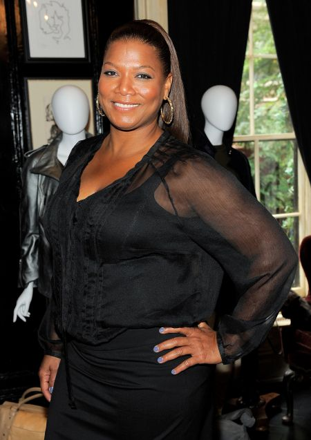 Queen Latifah Unveils New Queen Collection with HSN