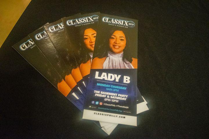 Lady B Returns To Classix 107.9
