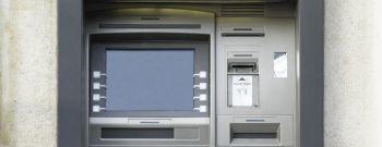 ATM cash machine