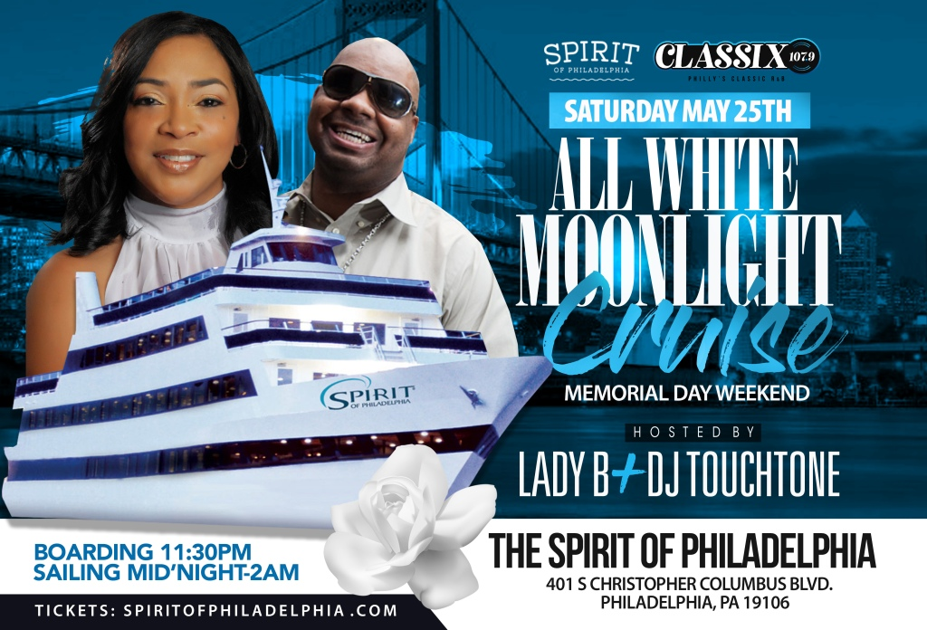 All White Cruise