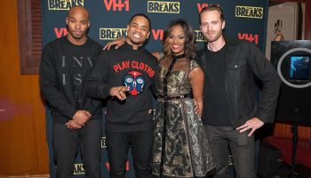 Vh1 The Breaks Premiere Party