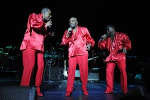OJays Perform At Hard Rock Live