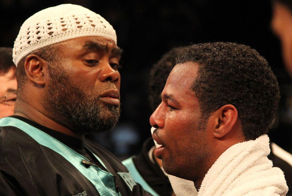 Philly Legendary Boxing Trainer Naazim Richardson Has Passed Has Away