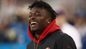 Philadelphia Eagles Marquise Goodwin Chooses His Family Over Football For The 2020 NFL Season